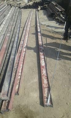 قیمت تیرآهن 14 دست دوم - فلز آهن - فولاد - شرکت آهن و فولاد آیروم