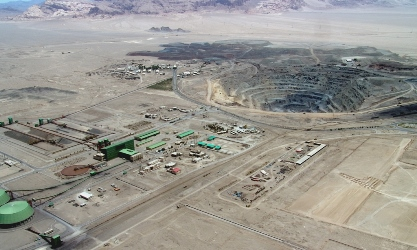 سنگ آهن مرکزی ایران بافق