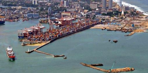 صادرات سنگ آهن از چابهار