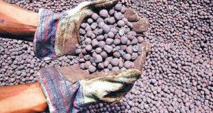 قیمت جهانی گندله سنگ آهن