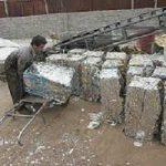 قیمت ضایعات آهن در اصفهان جدید
