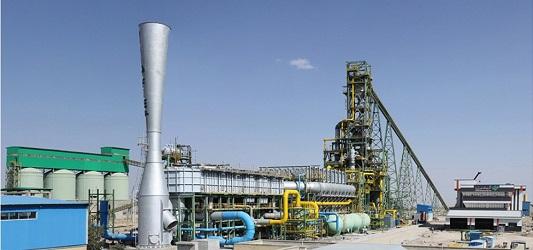 صادرات آهن اسفنجی تولید شده به روش پرد