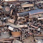 فروش ضایعات آهن در تبریز