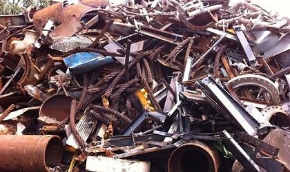قیمت آهن قراضه سنگین