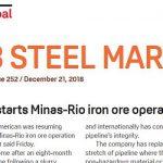قیمت سنگ آهن در سایت پلت