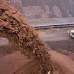 قیمت سنگ آهن همات fob
