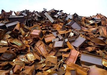 قیمت آهن قراضه امروز