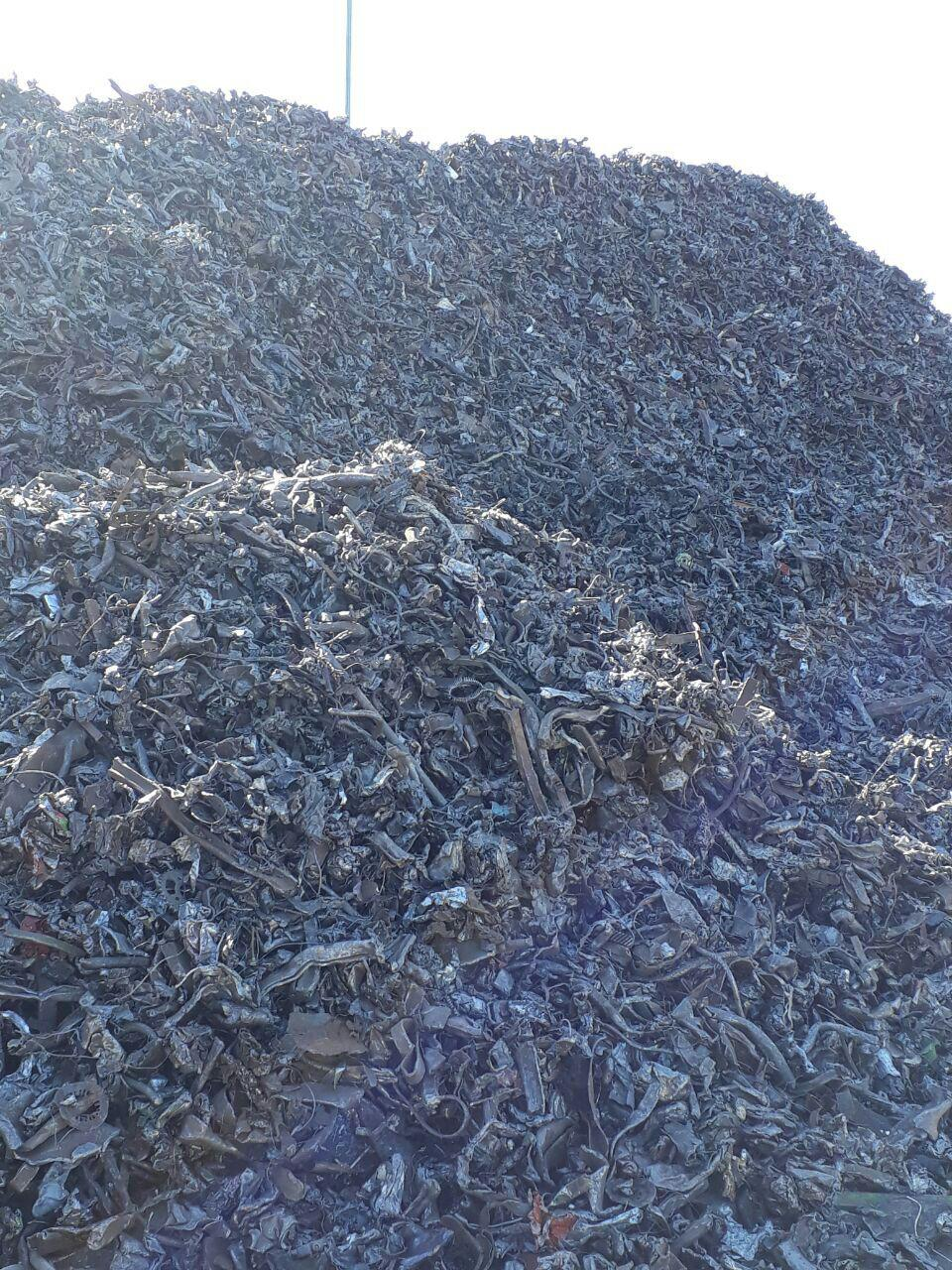 steel scrap price per ton