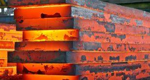 افزایش قیمت شمش فولاد در بازار