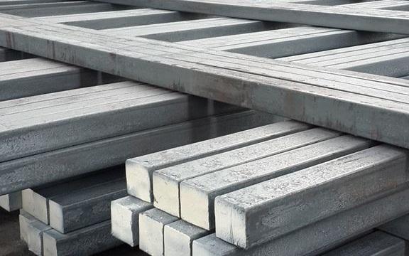 قیمت امروز شمش فولاد 5sp