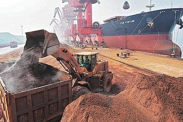 قیمت سنگ آهن استرالیا