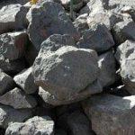 قیمت سنگ آهن با عیار 50 - 52