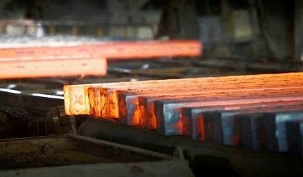 قیمت شمش فولاد در بازار