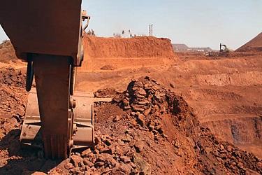 خریدار سنگ آهن هماتیت 58 درصد