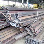 قیمت تیرآهن در بازار امروز