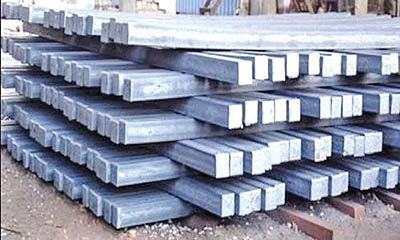 قیمت شمش فولاد امروز
