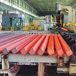 قیمت فروش شمش فولاد خوزستان