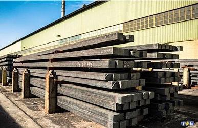 قیمت شمش بلوم فولاد خوزستان در بورس - شمش فخوز