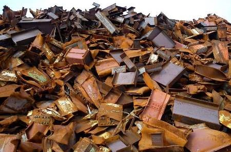 قیمت ضایعات آهن انبار فولاد سیمرغ - اعلام روزانه