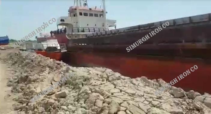کشتی ضایعاتی فروشی